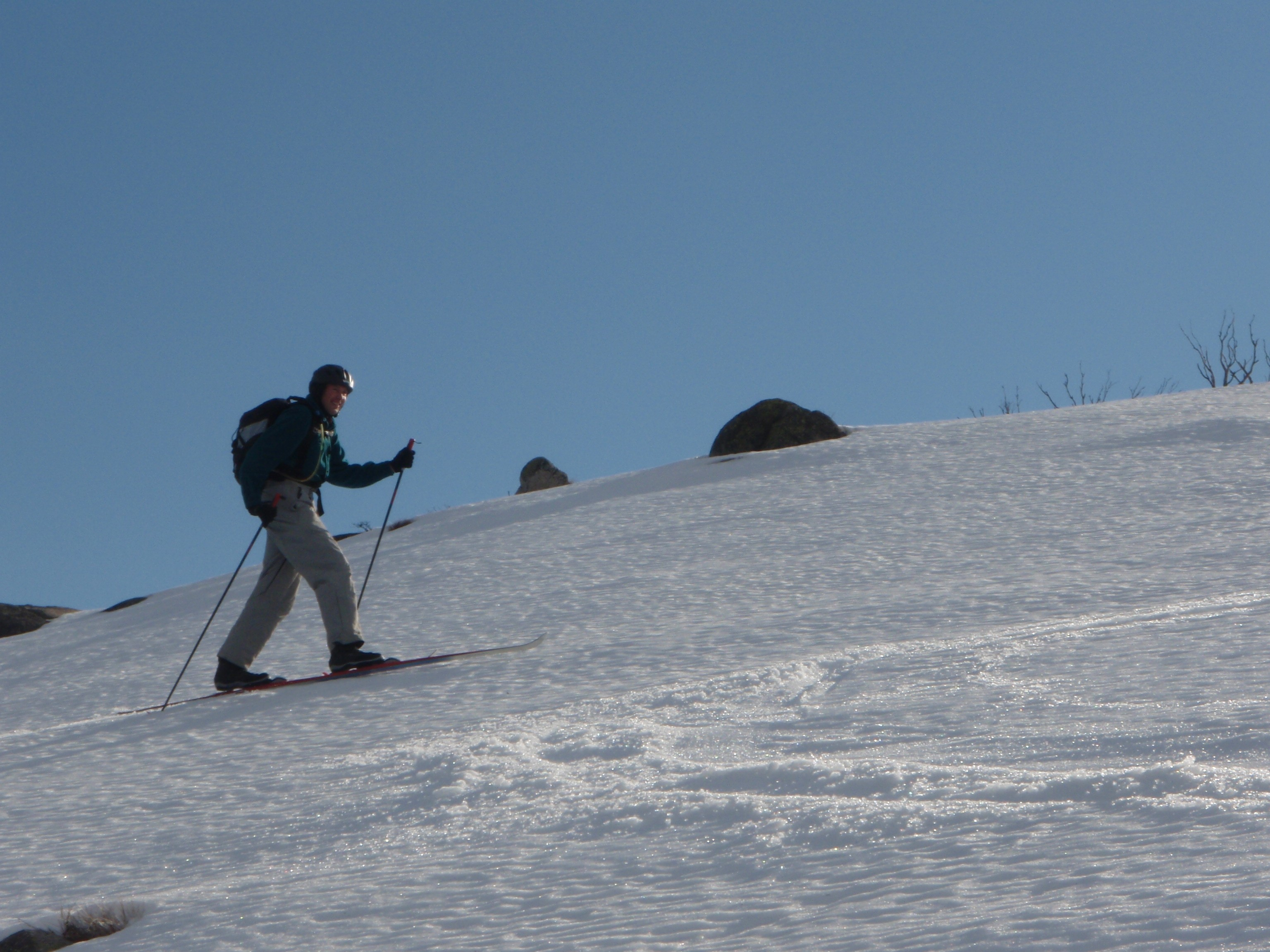 Backcountry Mt Stirling