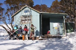 cross country ski hire